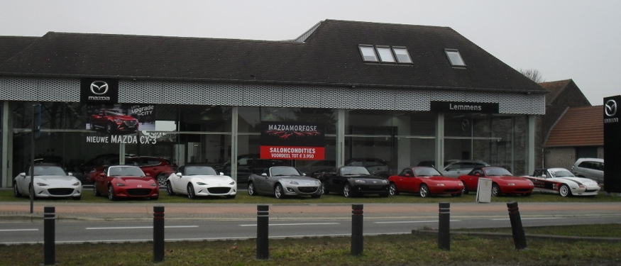 Mazda Lemmens